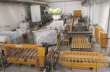 Campolonghi Polishing Line