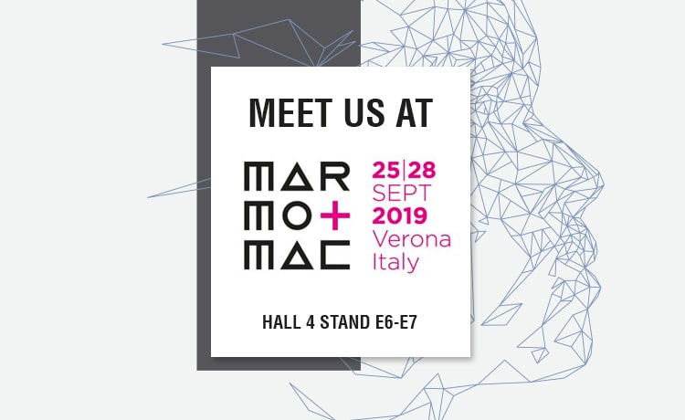 We are present at MARMOMAC 2019