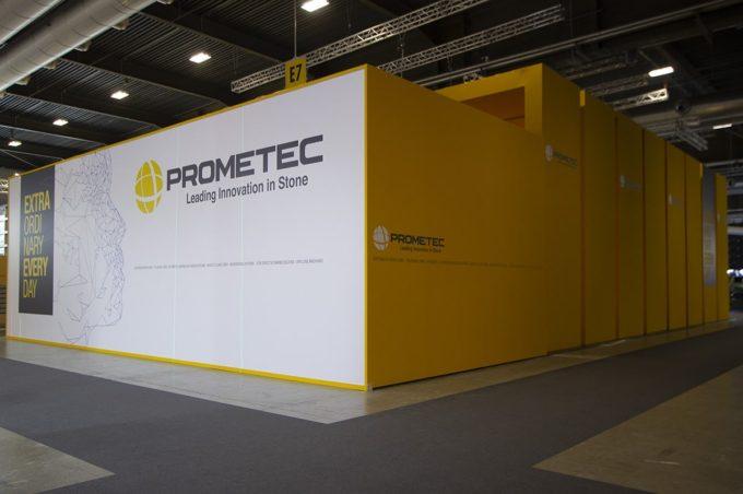 Prometec at Marmomac 2019